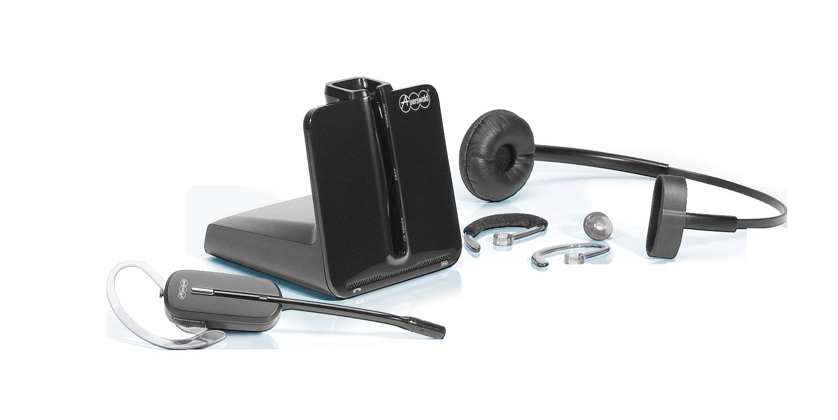 COMfortel DECT Headset | Auerswald Shop | 36 Monate Garantie